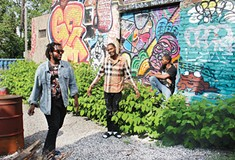 Zaydamane and Choo Jackson release collaborative EP, <i>Rebels Don't Die </i>