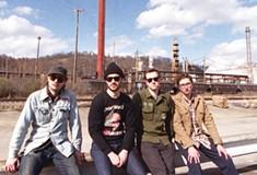 Slugss celebrates release of debut full-length <i>APPEAL</i> at Spirit, Fri., June 8