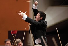 Q&A with Francesco Lecce-Chong, departing associate conductor for Pittsburgh Symphony Orchestra