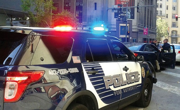 Allegheny county police number