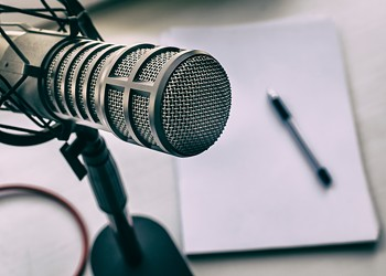 Steps for producing a professional-sounding podcast