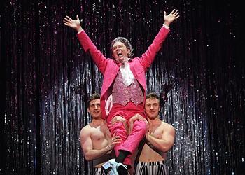 <i>American Idol </i>alum Clay Aiken dazzles in Pittsburgh CLO's <i>Grease</i>