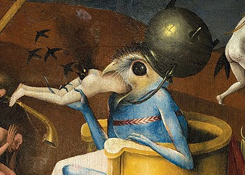 Hieronymus Bosch, Touched by the Devil
