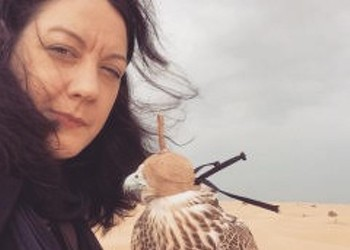 "A Conversation with ""H is for Hawk"" author Helen MacDonald"
