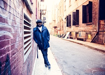 Review: Gregory Porter at August Wilson Center