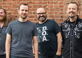 Pittsburgh's Beagle Brothers go electric for new record and push for national recognition