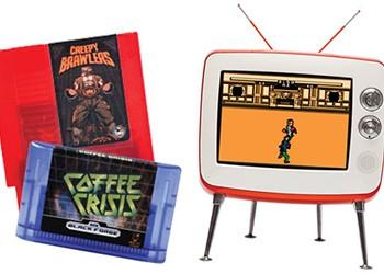 Mega Cat Studios brings retro gaming into the 21st century