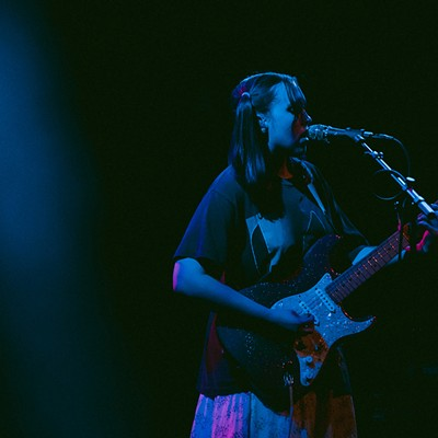 Soccer Mommy at Mr. Smalls Theatre