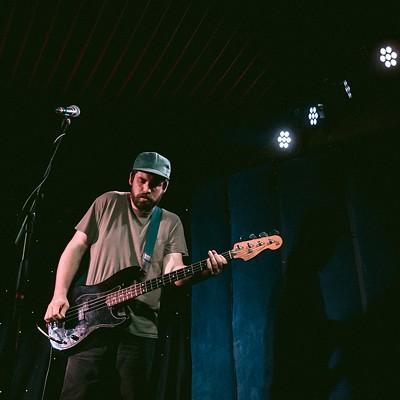 Mal Blum at Mr. Smalls Theatre on Tue., Aug. 13, 2019