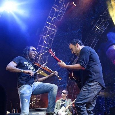 Dave Matthews Band at First Niagara Pavilion
