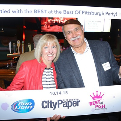 Best Of Pittsburgh Party Photos