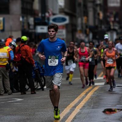Pittsburgh Marathon 2016
