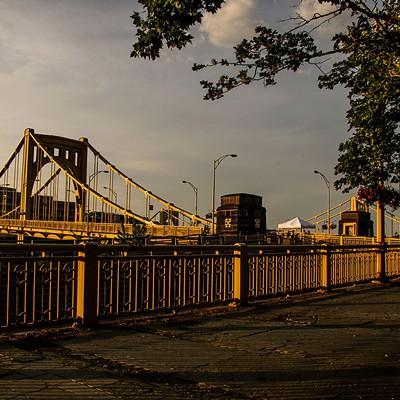 Ball on the Bridge