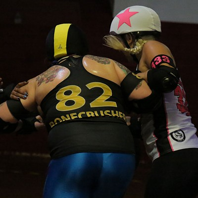 Steel City Roller Derby