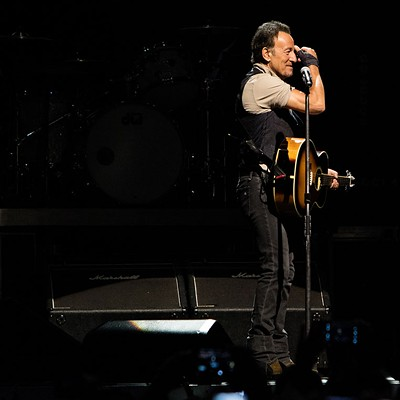 Bruce Springsteen - Consol Energy Center