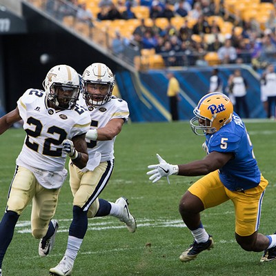 Pitt vs Georgia Tech