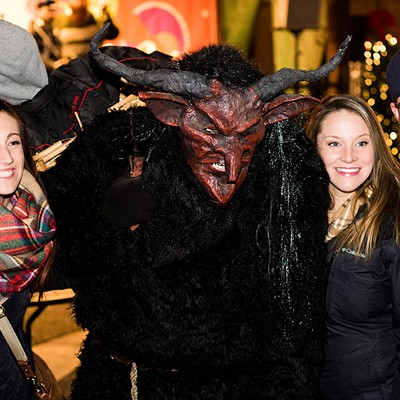 Krampus Downtown