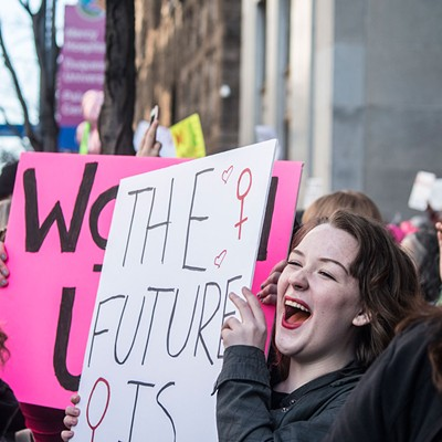 Women's March on Pittsburgh