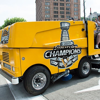 Pittsburgh Penguins Stanley Cup Victory Parade