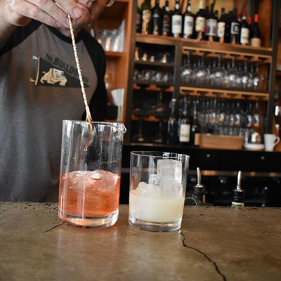 A step-by-step guide to making the Sazerac