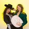 Country-punk duo Birdcloud lands at Spirit on Aug. 29