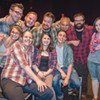 Meet LGBTQ*Bert, Pittsburgh's first all-gay improv troupe