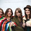 Boston-bred roots-rock band Della Mae uses music to make the world a better place