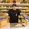Pairing cheeses and beers with cheesemonger Richard Derzic Jr.