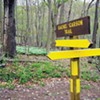 Hiking trails throughout Allegheny County are growing, but property owners still hold the final say.