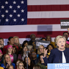 Photos from Hillary Clinton's Pittsburgh campaign stop at Heinz Field