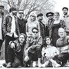 A crowded stage is nothing new for Broken Social Scene