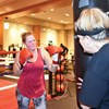 A new boxing gym in Monroeville gives women the opportunity to train