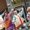 <i>A Funny Thing Happened on the Way to the Forum</i> at Pittsburgh Public Theater