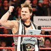 Professional wrestler Chris Jericho's rock band Fozzy performs at Jergel's Rhythm Grille on April 3
