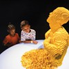 With <i>The Art of the Brick</i>, Legos take over new Science Center expansion