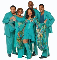One of the greatest pop/soul/R & B groups in musical history-5th Dimension coming to The Palace April 28th - Uploaded by publicist2011