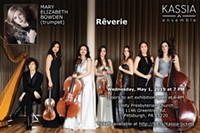Rêverie: Kassia Ensemble in concert with trumpeter Mary Elizabeth Bowden - Uploaded by AMF83