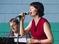 RML Jazz vocalist Laura Wiens - Uploaded by Rick Laus