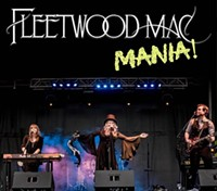 FLEETWOOD MAC MANIA- the most authentic sounding Fleetwood Mac tribute band in North America-coming to State Theatre in Uniontown May 10th - Uploaded by publicist2011