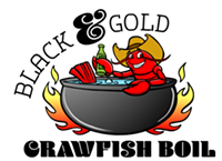 2019 Black & Gold Crawfish Boil - Uploaded by Cara Colaizzi Rolinson