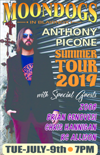 Anthony Picone - Summer Tour 2019 - Uploaded by 13 Saints