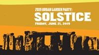 2019 Urban Garden Party: SOLSTICE - Uploaded by mattressfactory