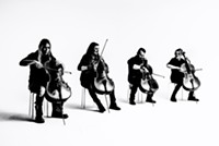 Apocalyptica - Uploaded by Graham Nolan
