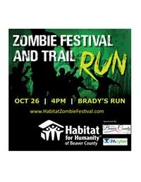 Habitat Zombie Festival and Trail Run - Uploaded by Habitat Beaver County