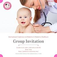 Pediatrics Healthcare 2019 - Uploaded by Amelie David