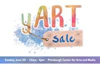 PCAM 11th Annual yART Sale! - Uploaded by Katya