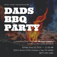 Burgers and Beer Father's Day Event - Uploaded by laurenbayer
