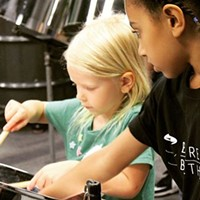 Learning lots at pan camp! - Uploaded by Barrels_PGH