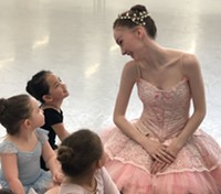 Ella Bella Ballerina Workshop - Uploaded by PittsburghBallet