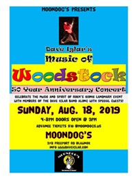 Dave Iglar's Music of Woodstock - Uploaded by Andrea Iglar
